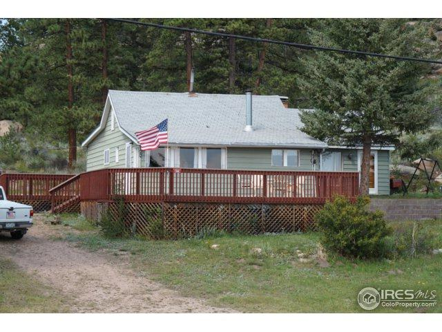 475 County Road 67J, Red Feather Lakes, CO 80545 (MLS #828659) :: Kittle Real Estate