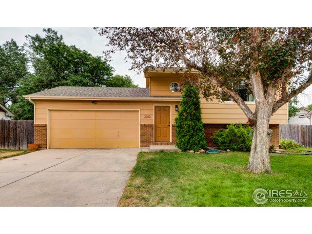2212 Clydesdale Dr, Fort Collins, CO 80526 (MLS #828665) :: 8z Real Estate