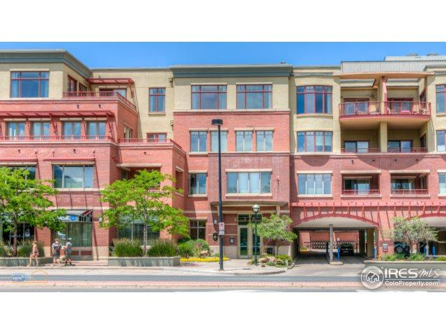 1301 Canyon Blvd #305, Boulder, CO 80302 (MLS #828680) :: 8z Real Estate