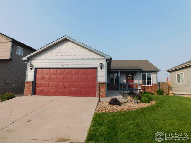 675 Pioneer Dr, Milliken, CO 80543 (MLS #828699) :: 8z Real Estate