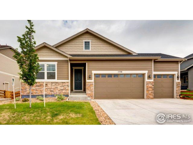 1538 Brolien Dr, Windsor, CO 80550 (MLS #828702) :: 8z Real Estate
