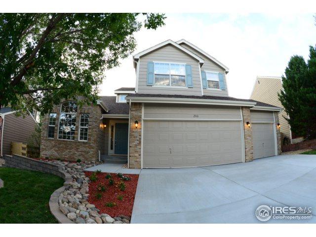 2910 N Torreys Peak Dr, Superior, CO 80027 (MLS #828707) :: 8z Real Estate
