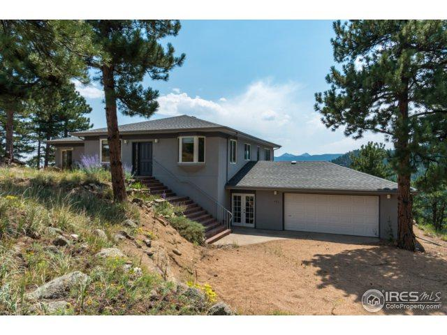 401 Camino Bosque, Boulder, CO 80302 (MLS #828713) :: 8z Real Estate