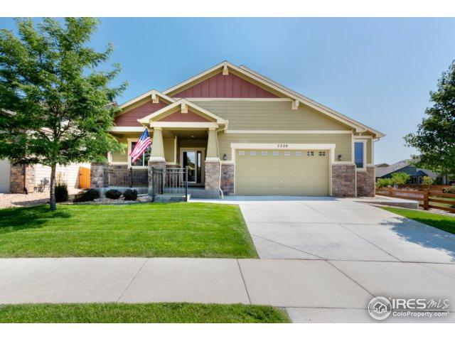 7220 Crooked Arrow Ln, Fort Collins, CO 80525 (MLS #828714) :: 8z Real Estate