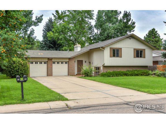 1118 Kirkwood Dr, Fort Collins, CO 80525 (MLS #828718) :: 8z Real Estate