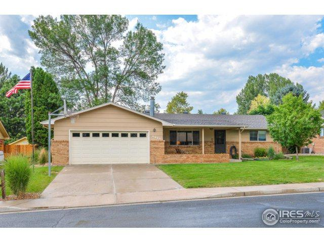 4409 N Franklin Ave, Loveland, CO 80538 (#828725) :: The Peak Properties Group