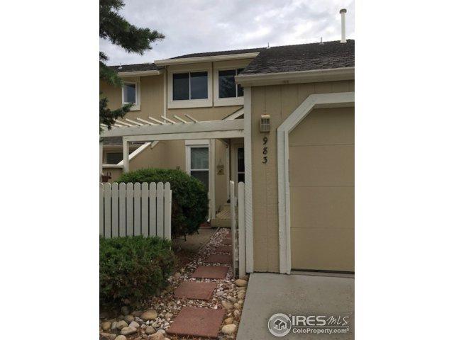 983 Reynolds Farm Ln C15, Longmont, CO 80503 (MLS #828747) :: 8z Real Estate