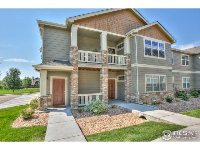 6911 W 3rd St #920, Greeley, CO 80634 (MLS #828748) :: 8z Real Estate