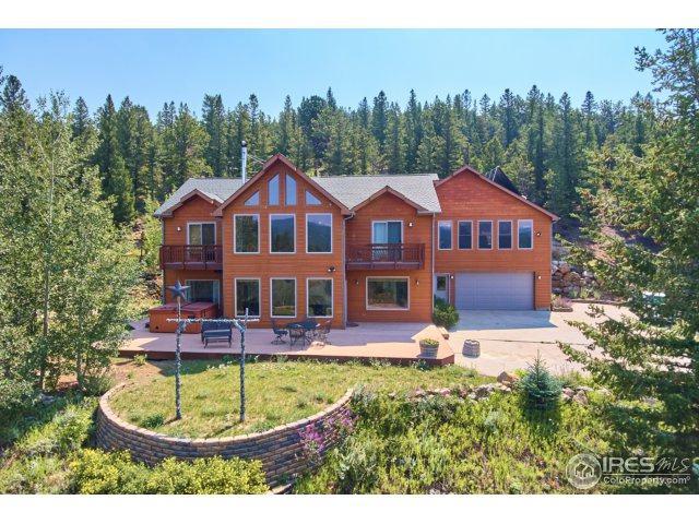 425 Dudes Dr, Rollinsville, CO 80474 (MLS #828757) :: 8z Real Estate