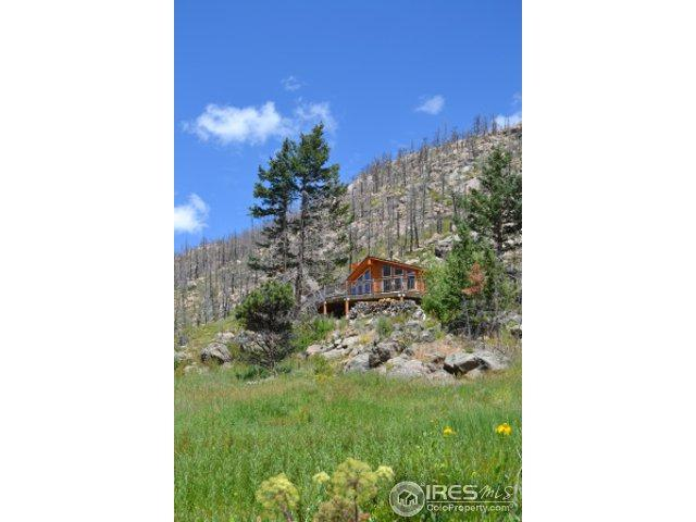 2894 Paradise Park Rd, Bellvue, CO 80512 (MLS #828777) :: 8z Real Estate