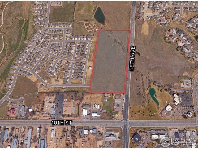 59th Ave, Greeley, CO 80634 (MLS #828785) :: 8z Real Estate
