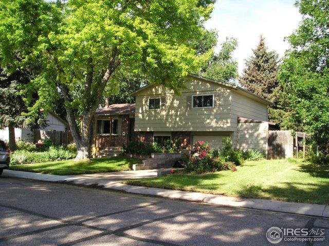 1425 Beech Ct, Fort Collins, CO 80521 (#828789) :: The Peak Properties Group