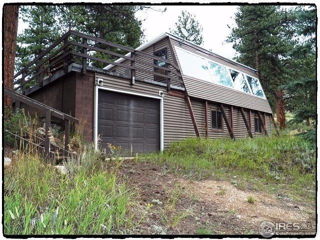 27 Circle Dr, Glen Haven, CO 80532 (MLS #828790) :: 8z Real Estate