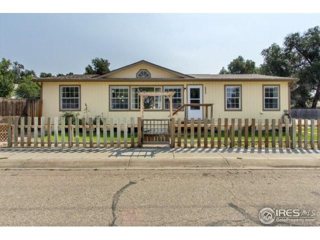 8506 4th St, Wellington, CO 80549 (MLS #828798) :: The Forrest Group