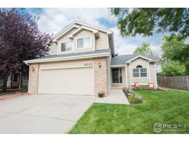 4212 Fall River Dr, Fort Collins, CO 80526 (MLS #828800) :: 8z Real Estate