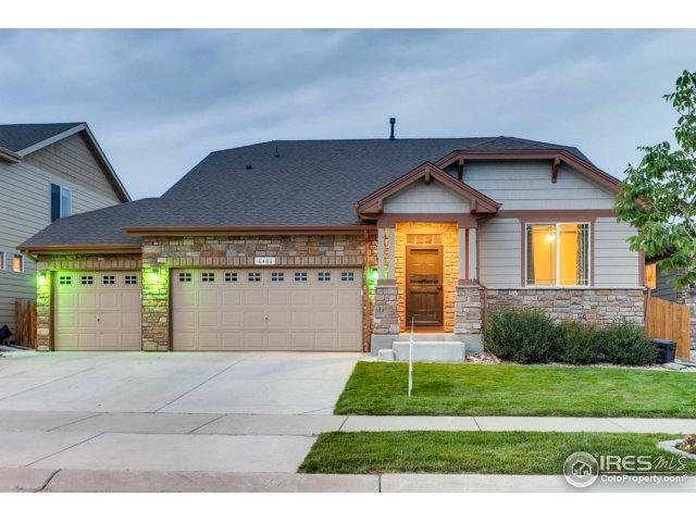 6406 Cloudburst Ave, Timnath, CO 80547 (MLS #828808) :: 8z Real Estate