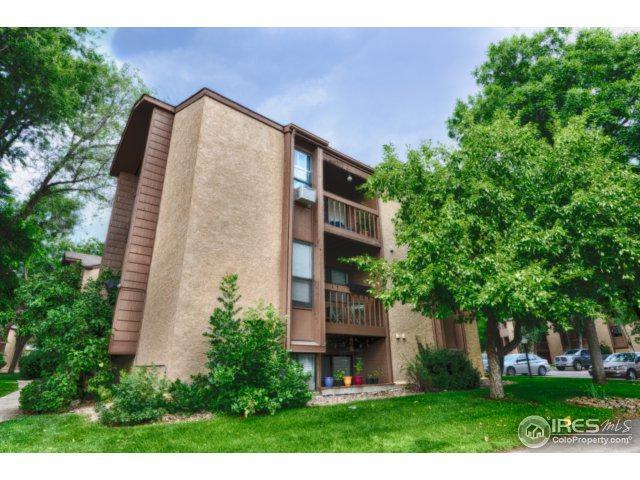 3515 28th St #107, Boulder, CO 80301 (MLS #828836) :: 8z Real Estate