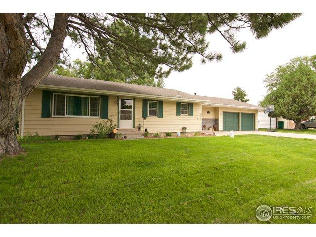 205 Springdale Rd, Sterling, CO 80751 (MLS #828857) :: 8z Real Estate