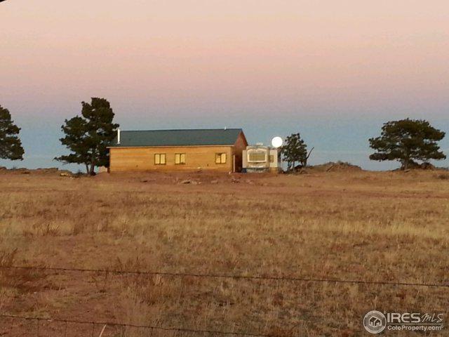 1360 Buffalo Horn Rd, Livermore, CO 80536 (MLS #828867) :: Kittle Real Estate