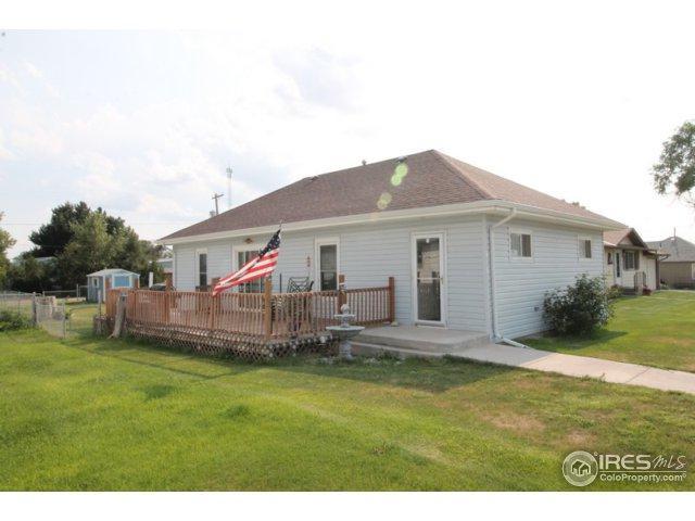 612 Logan St, Peetz, CO 80747 (MLS #828878) :: 8z Real Estate