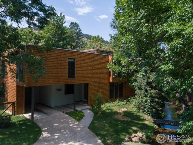 580 Pleasant St, Boulder, CO 80302 (MLS #828883) :: 8z Real Estate