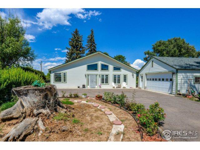 2856 E 1st St, Loveland, CO 80537 (MLS #828886) :: 8z Real Estate