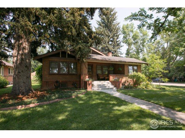 1300 W Mountain Ave, Fort Collins, CO 80521 (MLS #828895) :: 8z Real Estate
