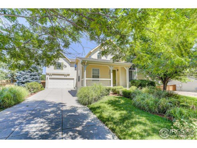 528 Folklore Ave, Longmont, CO 80504 (MLS #828920) :: 8z Real Estate