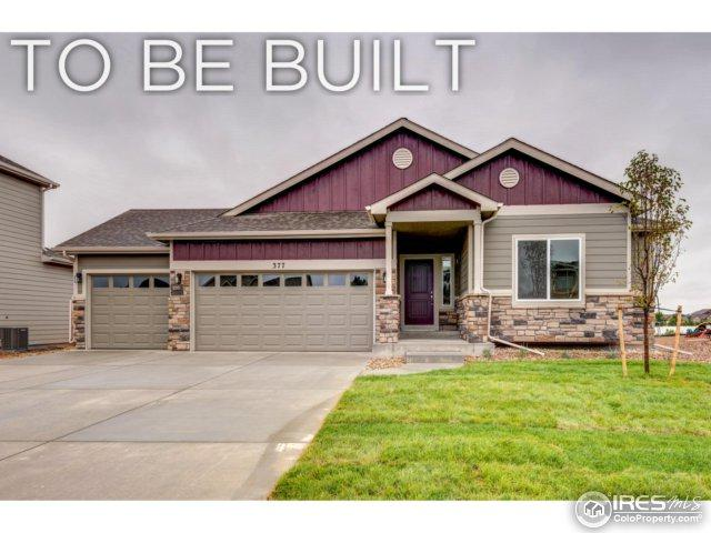 1867 Vista Plaza Dr, Severance, CO 80550 (MLS #828932) :: 8z Real Estate