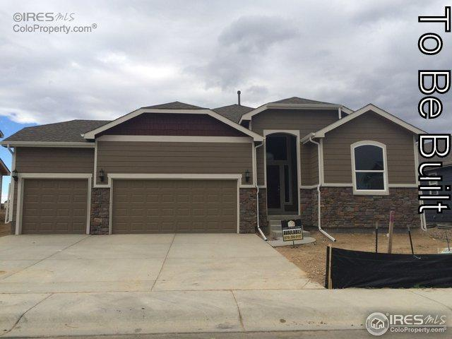 1447 Moraine Valley Dr, Severance, CO 80550 (MLS #828935) :: 8z Real Estate