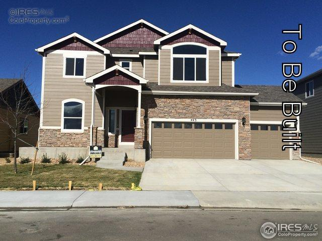 1445 Moraine Valley Dr, Severance, CO 80550 (MLS #828936) :: 8z Real Estate