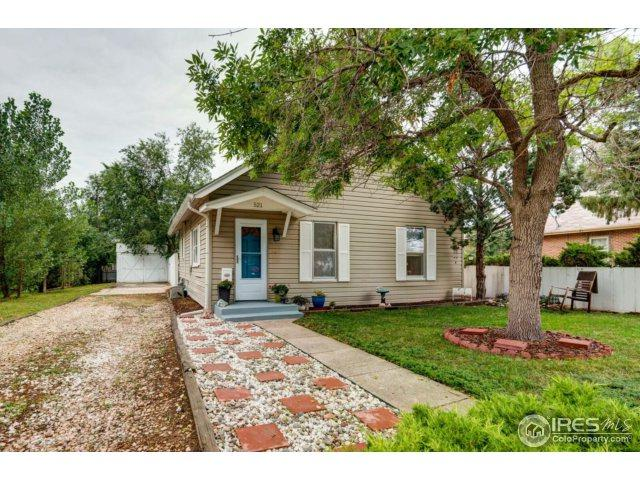 521 1st Ave, Ault, CO 80610 (MLS #828970) :: 8z Real Estate