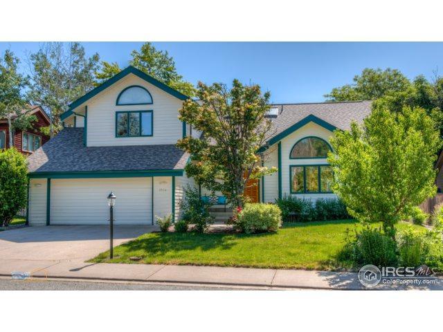 4524 S Meadow Dr, Boulder, CO 80301 (MLS #829010) :: 8z Real Estate