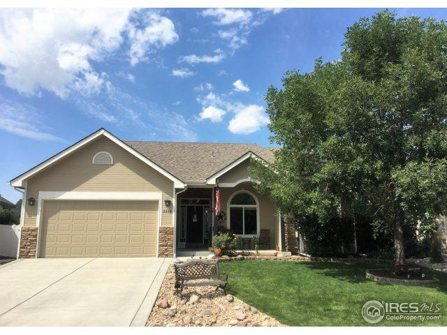 3319 68th Ave Ct, Greeley, CO 80634 (MLS #829036) :: 8z Real Estate