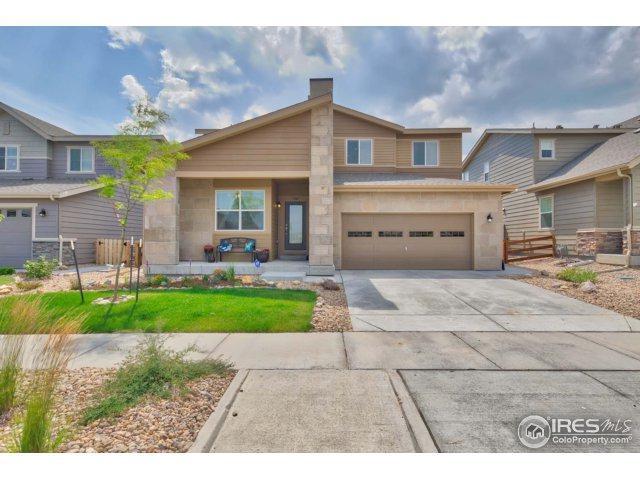 9347 Iron Mountain Way, Arvada, CO 80007 (MLS #829048) :: 8z Real Estate