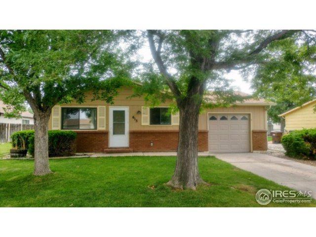 613 Chestnut Dr, Loveland, CO 80538 (MLS #829061) :: 8z Real Estate