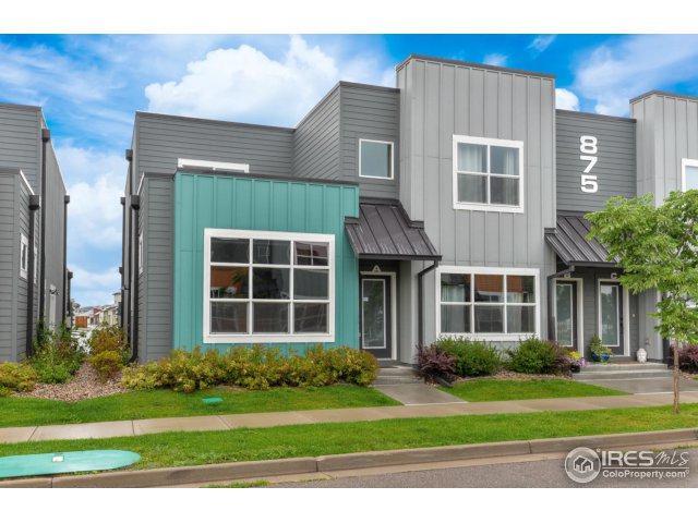 875 Baum St, Fort Collins, CO 80524 (MLS #829063) :: 8z Real Estate