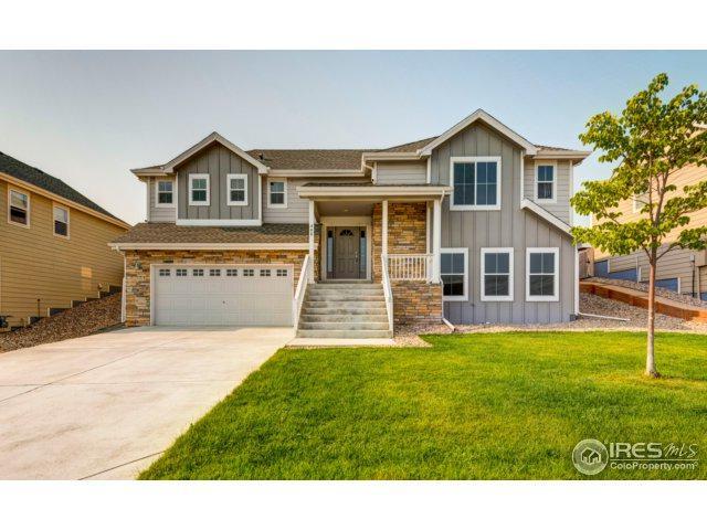 440 Cholla Dr, Loveland, CO 80537 (MLS #829071) :: 8z Real Estate