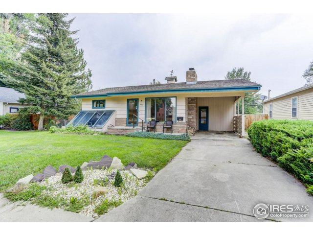 465 W 9th St, Loveland, CO 80537 (MLS #829073) :: 8z Real Estate