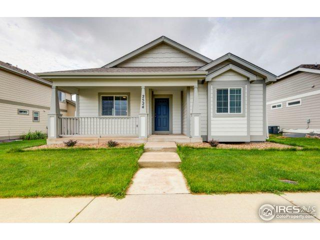 2524 Heather Ln, Evans, CO 80620 (MLS #829080) :: 8z Real Estate