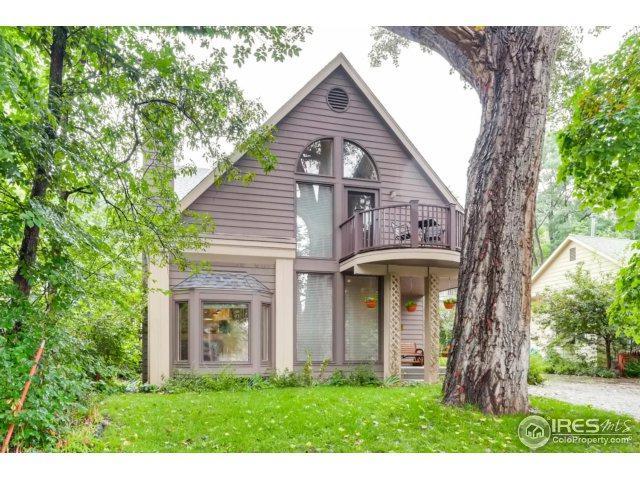 551 Pearl St, Boulder, CO 80302 (MLS #829082) :: 8z Real Estate