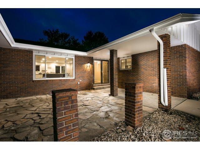 2140 Buena Vista Dr, Greeley, CO 80634 (MLS #829094) :: 8z Real Estate