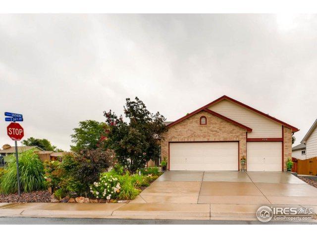 400 S 24th Ave, Brighton, CO 80601 (MLS #829128) :: 8z Real Estate