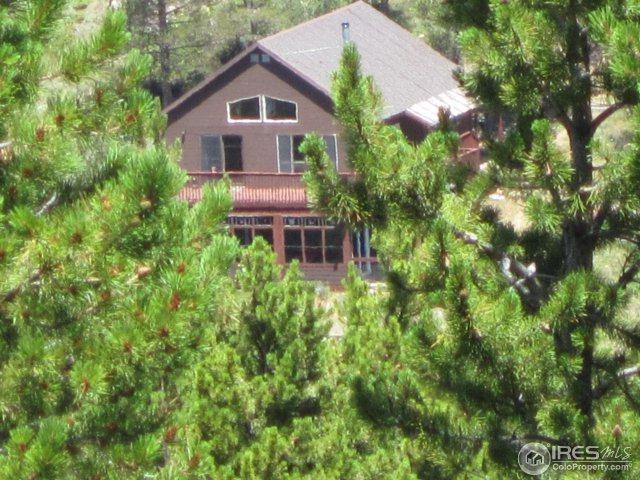 107 Yatasi Ct, Red Feather Lakes, CO 80545 (MLS #829132) :: 8z Real Estate
