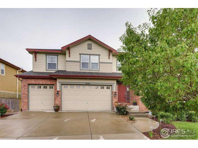 3038 E 143rd Ave, Thornton, CO 80602 (MLS #829142) :: 8z Real Estate