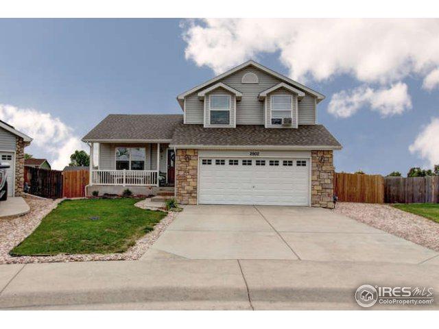 2902 Swan Point Ct, Evans, CO 80620 (MLS #829144) :: 8z Real Estate