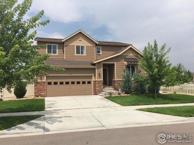 1310 Armstrong Dr, Longmont, CO 80504 (MLS #829147) :: 8z Real Estate