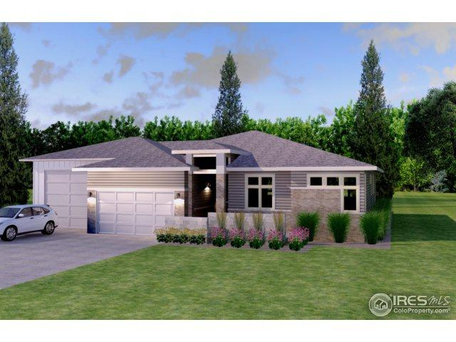 3818 Bridle Ridge Cir, Severance, CO 80524 (MLS #829148) :: Kittle Real Estate