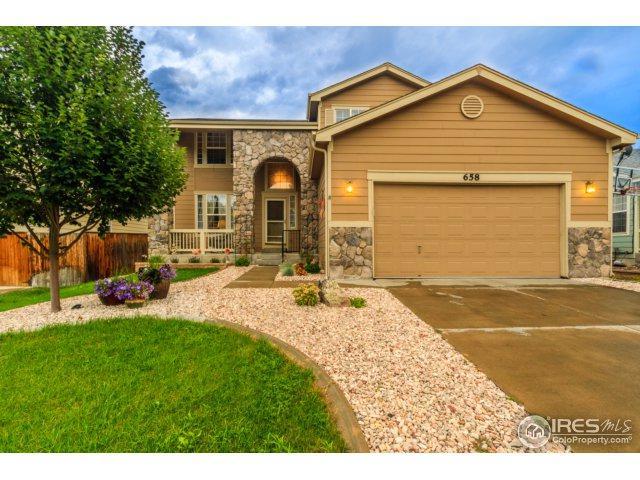 658 Saint Andrews Dr, Longmont, CO 80504 (MLS #829161) :: 8z Real Estate