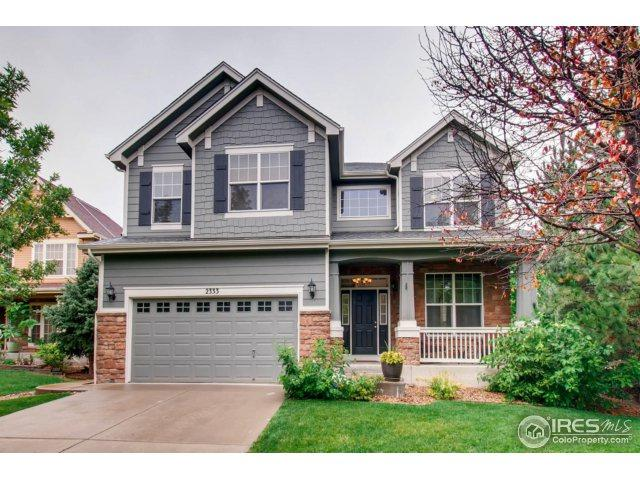 2333 Harmony Park Dr, Westminster, CO 80234 (MLS #829163) :: 8z Real Estate
